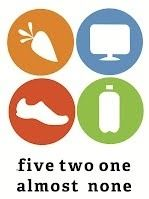 Five Two One Almost One Logo