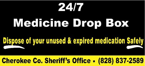 Medicine Drop Box Website