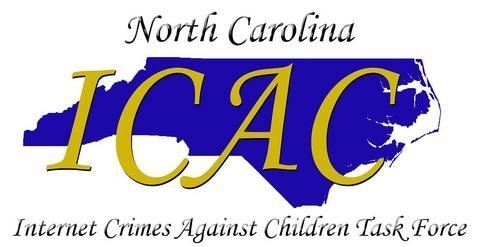 North Carolina Internet Crimes Against Children (ICAC) Task Force Logo